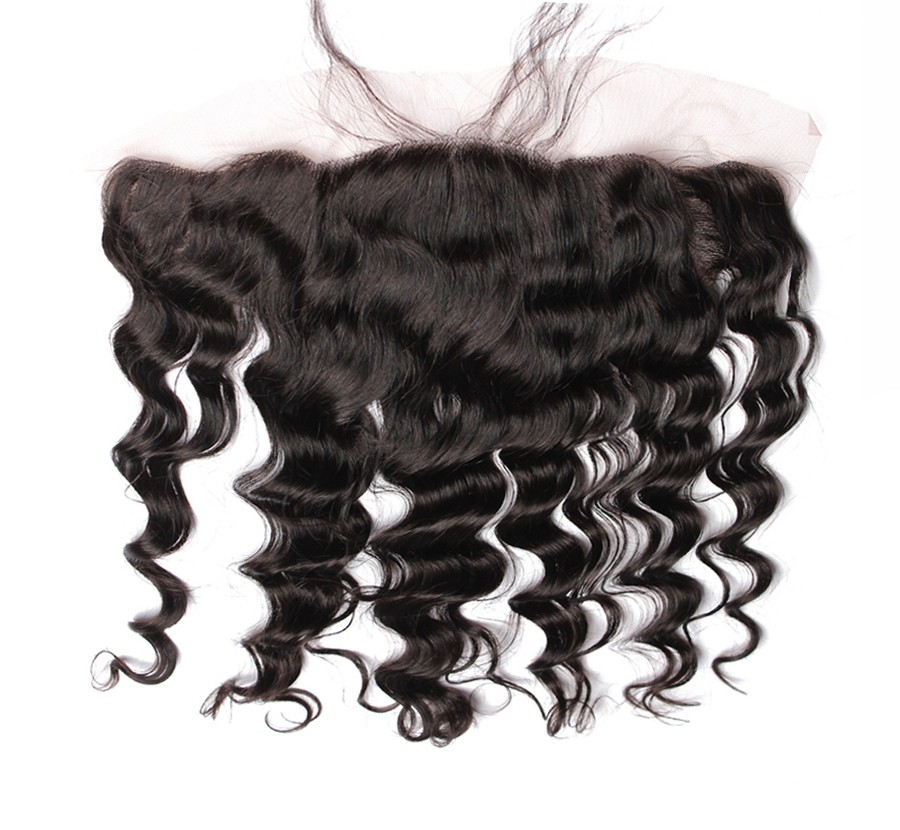 Lace Frontal - Kissable Curls
