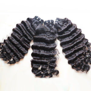 Indonesian Natural Curly