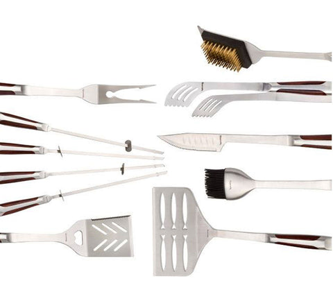 11 Piece Ultimate BBQ Utensil Pack