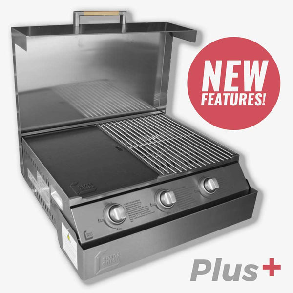 Spacegrill Plus with Free Cover