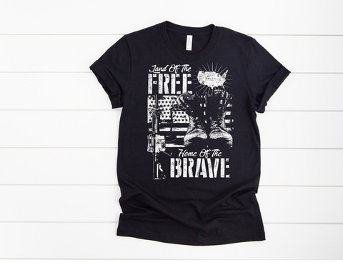 TR PAT Home of the Brave (design only)