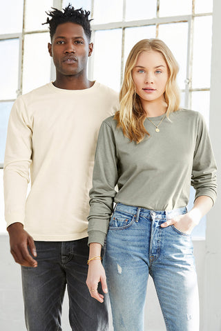 Adult Basic Long Sleeve Shirts (for design add-on) - Morgan+Mae Co.