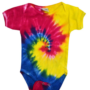 Tie Dye Basic T-shirts Basic Colors (for design add-on) (Infant Only)