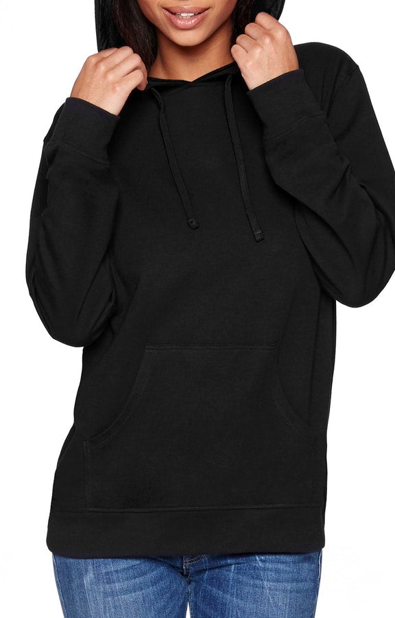 Adult Unisex French Terry Pullover Hoody (for design add-on)