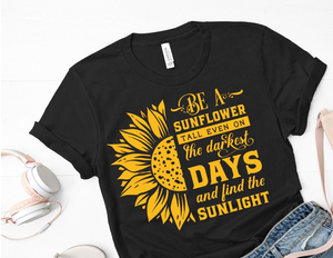 TR Be a Sunflower (design only)