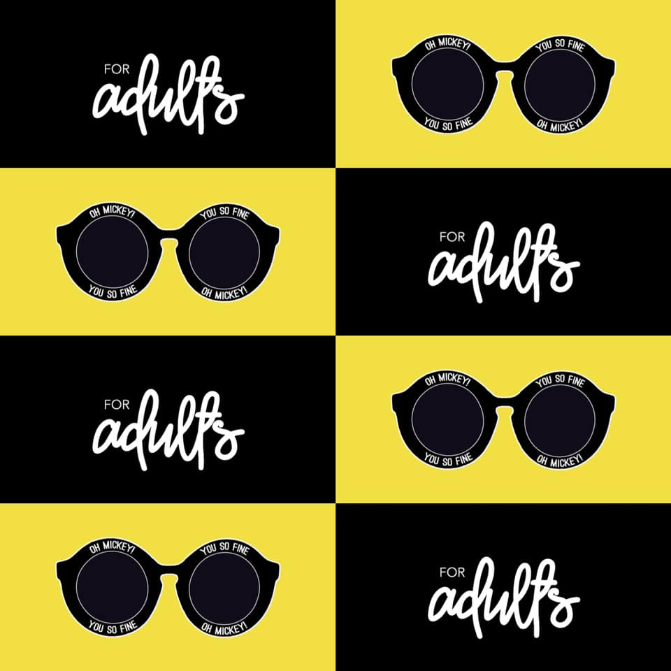 PREORDER: Adult Oh Mickey Shades Collection - Morgan+Mae Co.