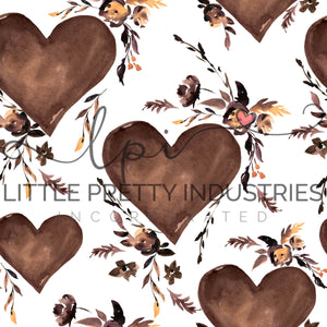WATW - Kindness Floral Heart