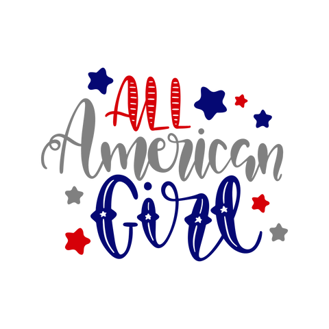 All American Girl (design only) - Morgan+Mae Co.