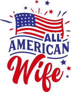 All American Wife (design only)
