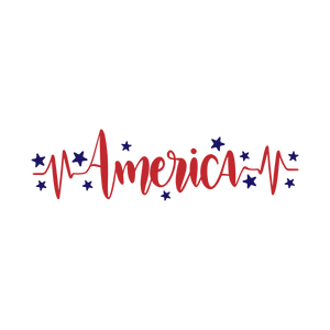 America Heartbeat (design only)
