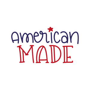 American made (design only)