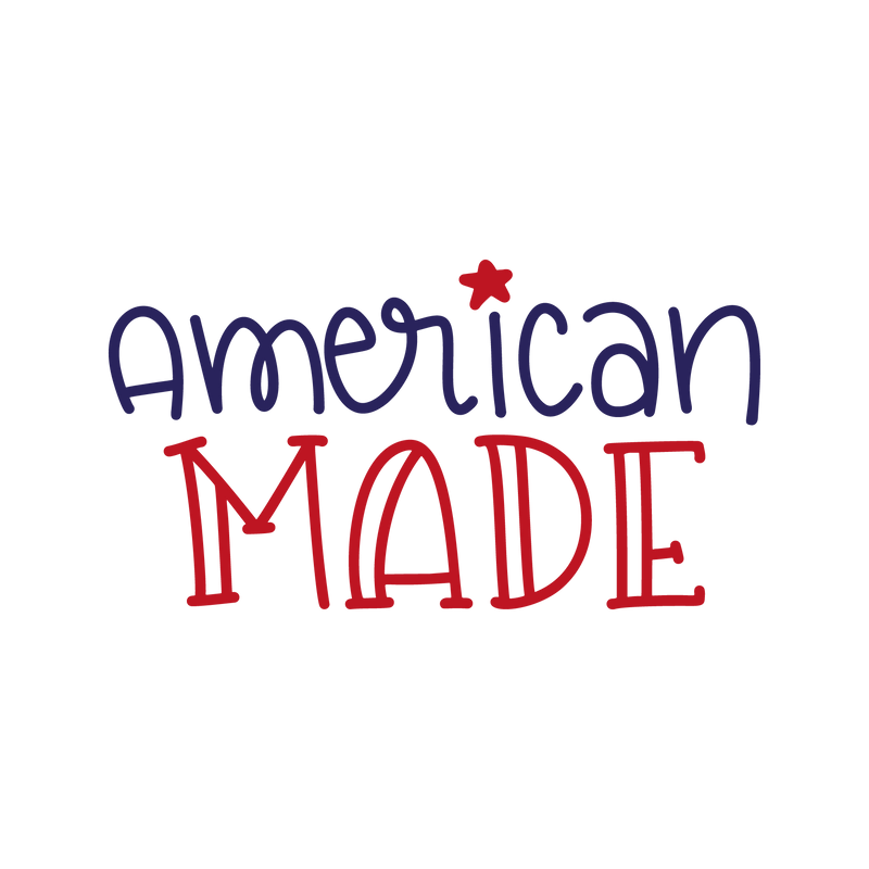American made (design only) - Morgan+Mae Co.