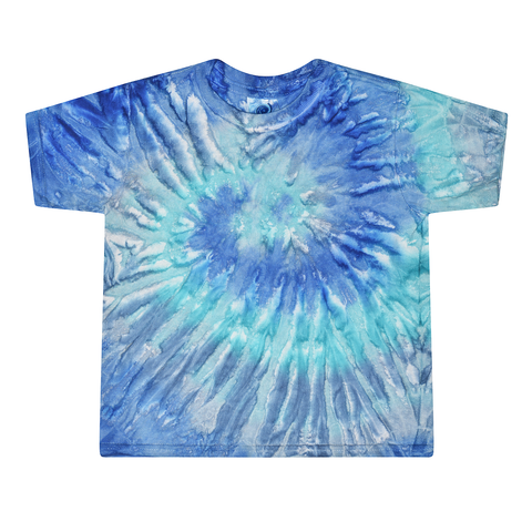 Tie Dye Basic T-shirts Basic Colors (for design add-on) (Toddler Only)
