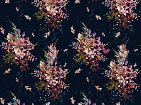 R24 : FALL FLORAL Night