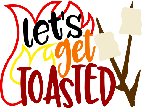 HMD Lets Get Toasted (design only) - Morgan+Mae Co.