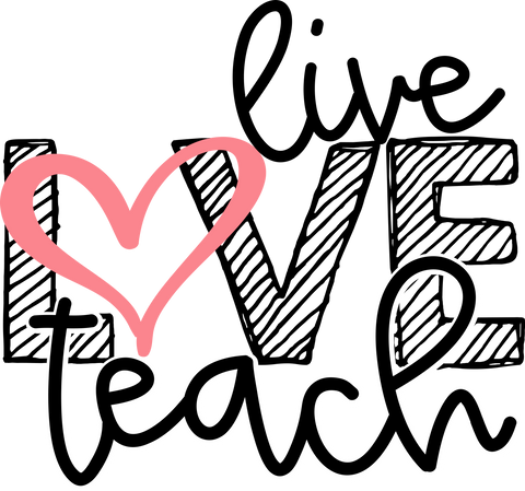 HMD Live Love Teach (design only) - Morgan+Mae Co.