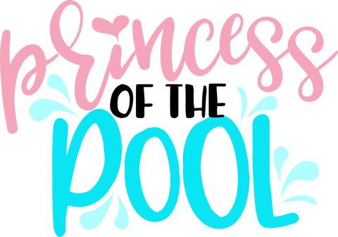 HMD Princess Of The Pool (design only) - Morgan+Mae Co.