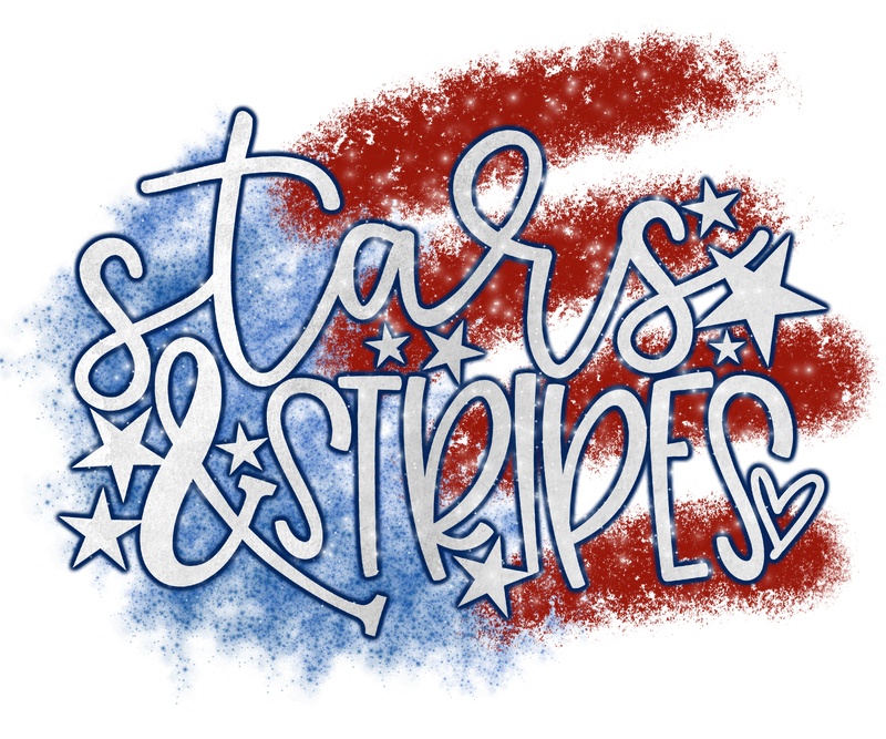 HMD Stars And Stripes PRINTABLE (design only)