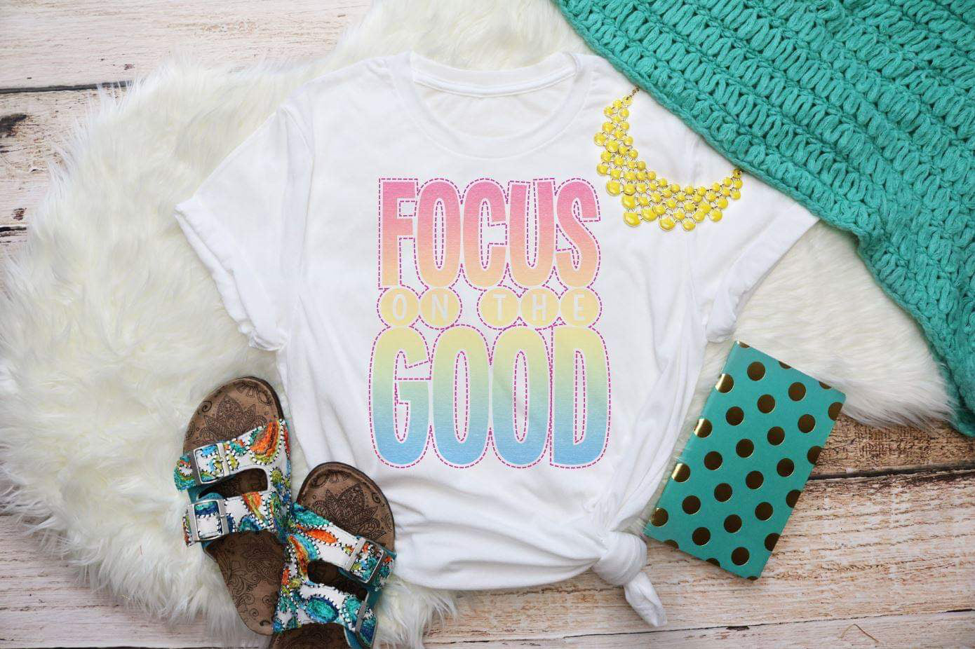 HMDTR MISC Focus on the Good  (design only)