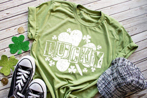 Lucky PRINTABLE (design only)