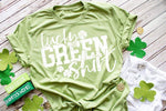 Lucky Green Shirt PRINTABLE (design only)