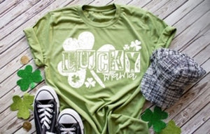 TR STPATS Lucky Mama (design only)