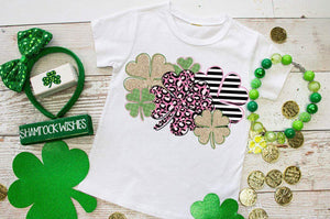 Multi Shamrock PRINTABLE (design only)