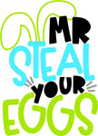 HMD Mr Steal Your Eggs (design only)
