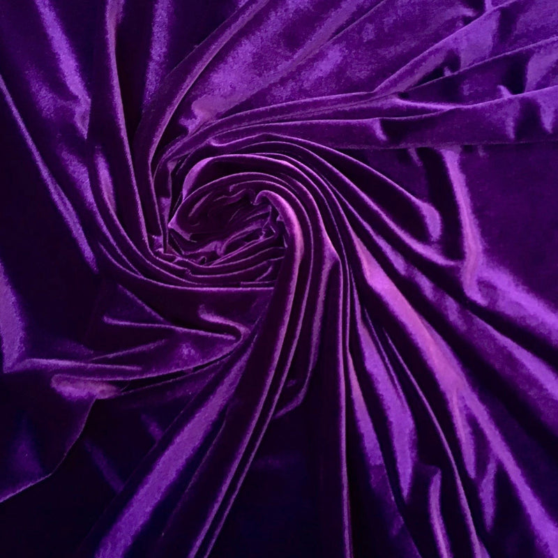 Velvet Collection- Purple - Morgan+Mae Co.