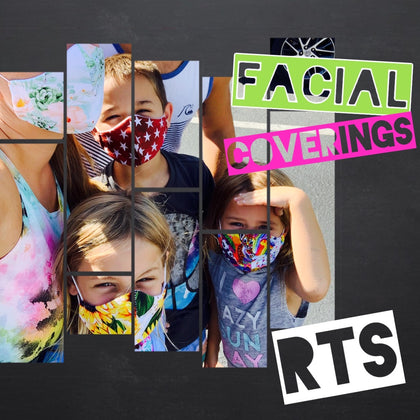 RTS Mystery Facial Coverings {3-5 Business Day TAT}