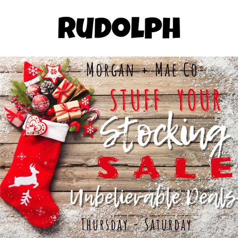 Rudolph: Stuff your Stocking