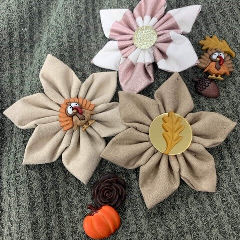 Fall Bow (as pictured) - Morgan+Mae Co.