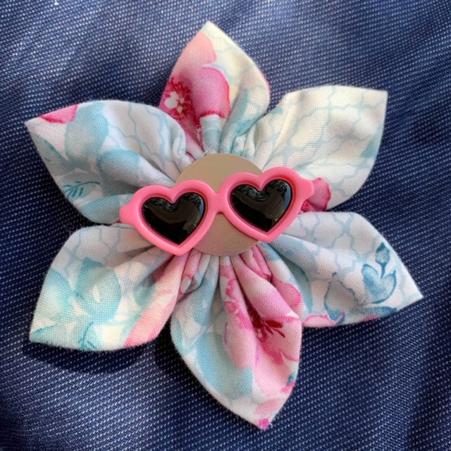 Heart Shades Everyday Bow (as pictured) - Morgan+Mae Co.
