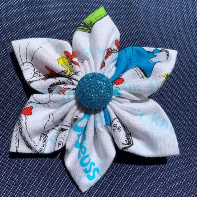 Seussical Everyday Bow (as pictured) - Morgan+Mae Co.
