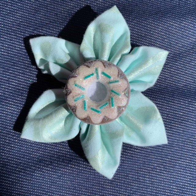 Mint Sprinkles Everyday Bow (as pictured) - Morgan+Mae Co.