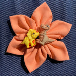 DinoRAWR Everyday Bow (as pictured) - Morgan+Mae Co.