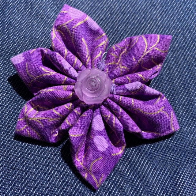 Purple Passion Everyday Bow (as pictured) - Morgan+Mae Co.