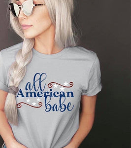 HMDTR PAT American Babe (design only)