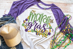 HMDTR MG Its Mardi Gras Ya'll (design only)
