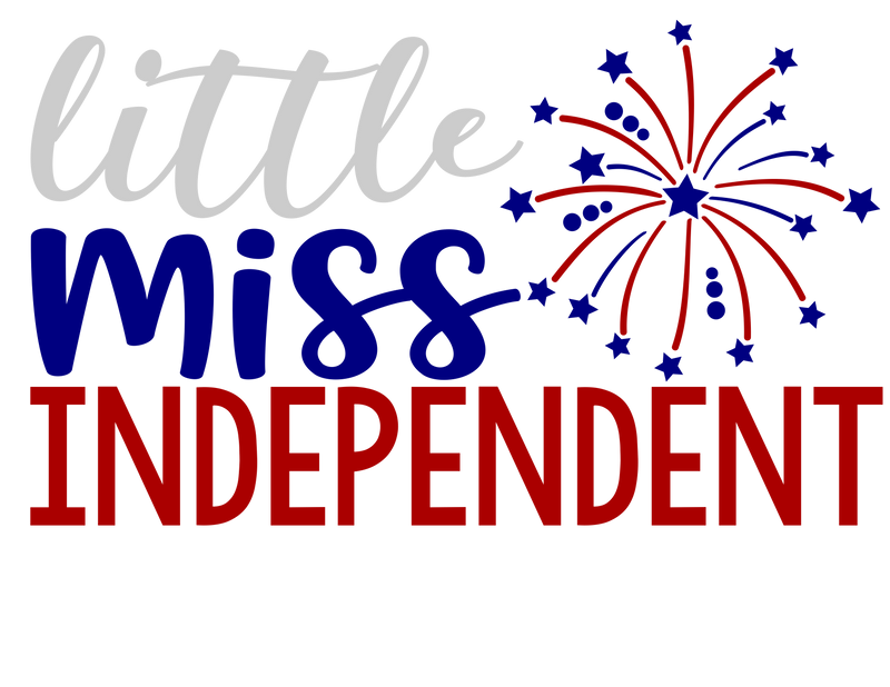 Little Miss Independent (design only) - Morgan+Mae Co.