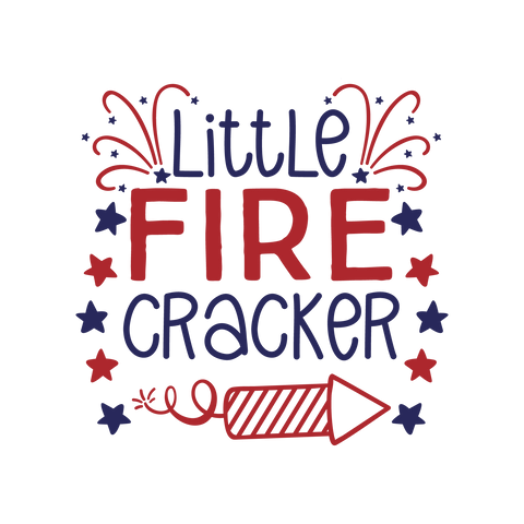 Little fire cracker (design only) - Morgan+Mae Co.