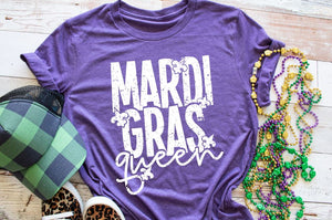 HMDTR MG Mardi Gras Queen (design only)