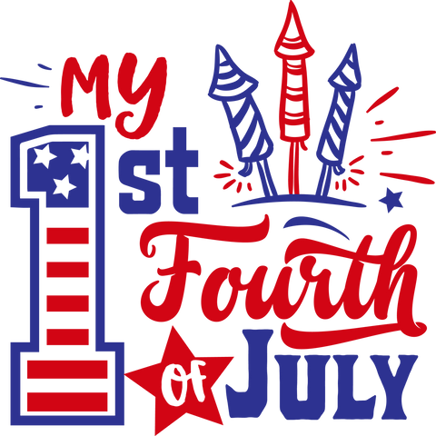 My first 4th of July (design only) - Morgan+Mae Co.