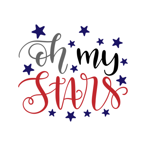 Oh my stars (design only) - Morgan+Mae Co.
