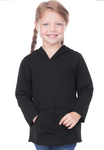 Basic French Terry Pullover Hoodie w/pocket (for design add-on) - Morgan+Mae Co.