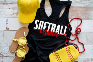 HMDTR SPTS Softball Mom (design only)