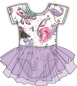 Under the Sea Tutu BFCM PREORDER