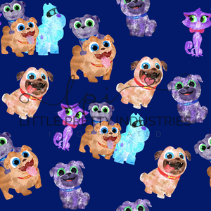 POPULAR DEMAND Blue Dog Friends