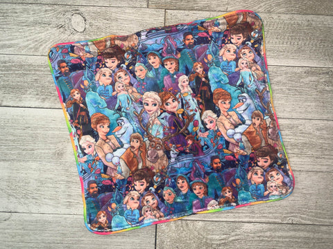 {RTS} Princess Sisters 2 Lovey Cuddle Blanket (BRAND NEW)