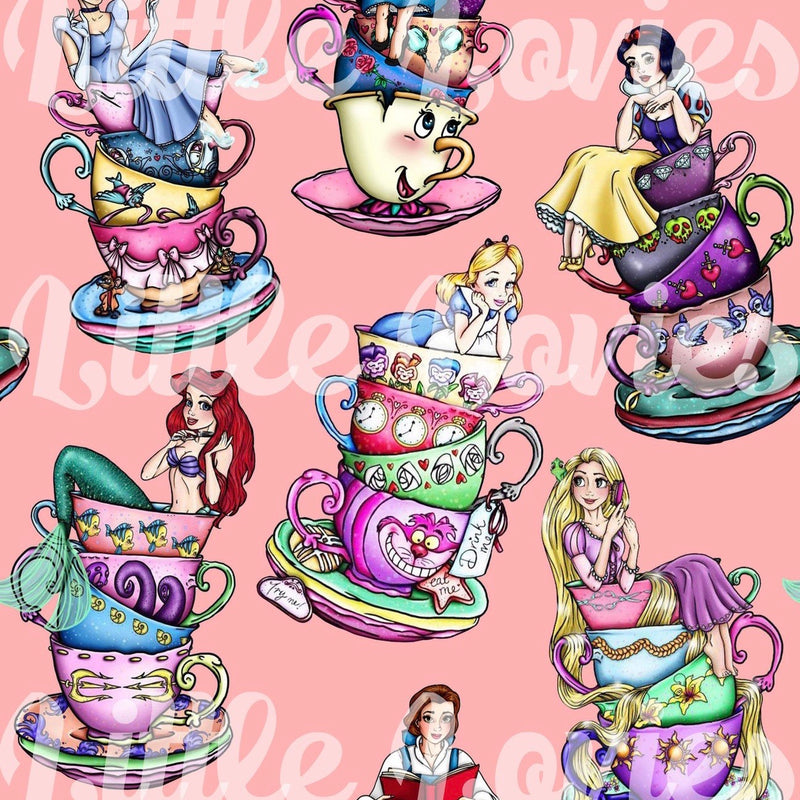 POPULAR DEMAND Tea Cup Princess - Morgan+Mae Co.